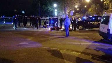 AUDIO: Una pareja de ladrones murió tras tiroteo con policías