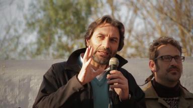 AUDIO: Alberto Fernández inicia su campaña como precandidato