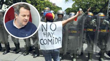 AUDIO: Economsita analizó las causas de la crisis venezolana.