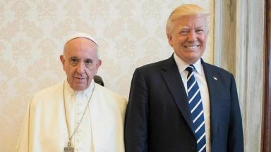 AUDIO: El Vaticano no confirmó que Trump haya hablado de Venezuela