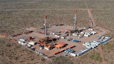 AUDIO: El shale gas creció 176%, dijo Jorge Vasconcelos.
