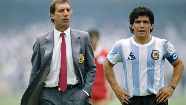 FOTO: Carlos Salvador Bilardo, un apasionado del fútbol