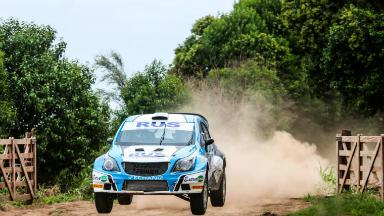 AUDIO: Marcos Ligato ganó la primera fecha del Rally Argentino