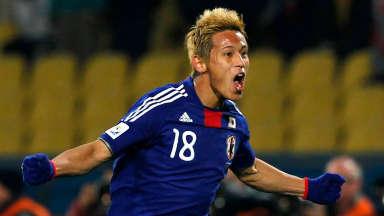 AUDIO: Keisuke Honda, el excéntrico referente del fútbol japonés