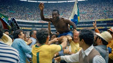 AUDIO: Pelé, el brasileño que marcó la historia del fútbol