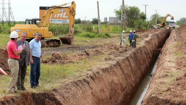 AUDIO: Acueducto Santa Fe-Córdoba, cerca de lograr financiamiento