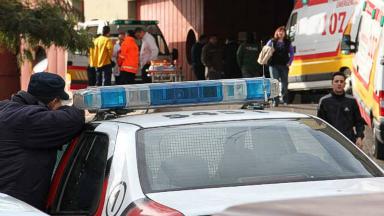 AUDIO: Arrebato y tiroteo: un ladrón fue baleado en la cabeza