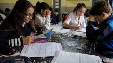 AUDIO: Pruebas Aprender, con menos desigualdad entre estudiantes