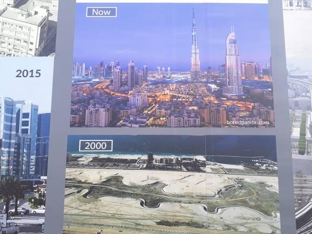 FOTO: Dubai, una ciudad ultramoderna en medio del desierto