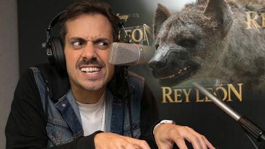 AUDIO: Radagast le pone la voz a la hiena Kamari en