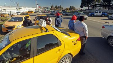 AUDIO: Siguen los pedidos de justicia por el taxista baleado