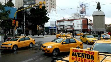 AUDIO: Familiares del taxista herido baleado reclaman información