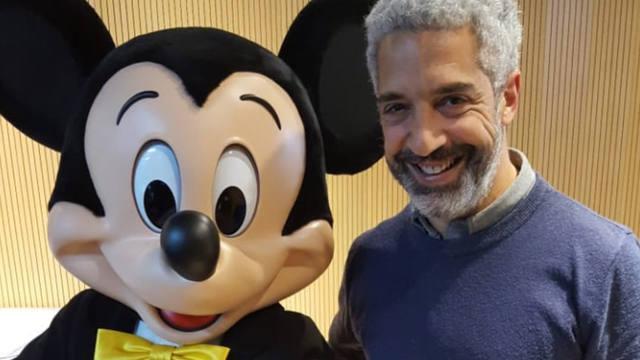 FOTO: Encontrá las 7 diferencias entre Mickey y