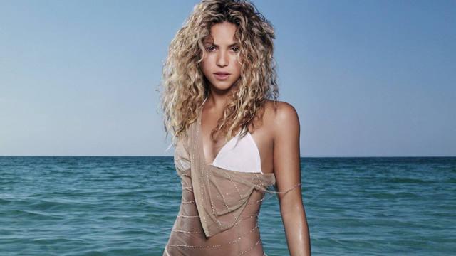 FOTO: Shakira creó su propia bikini y sorprendió con un baile sexy