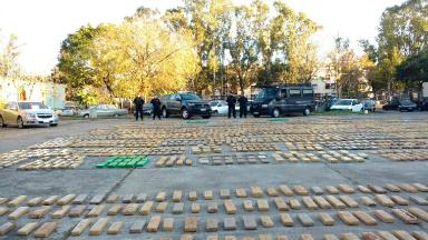 AUDIO: Secuestraron marihuana por un valor de 30 millones de pesos