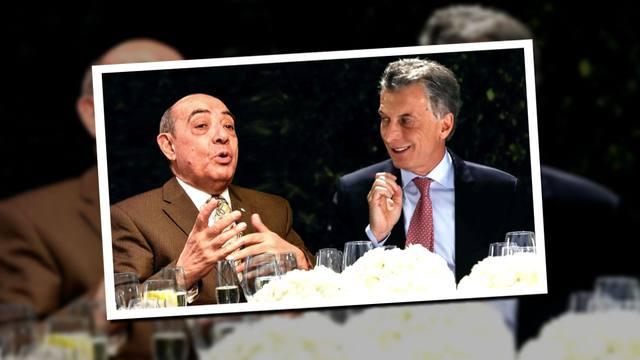 FOTO: Mario Pereyra contó de qué habló con Macri en el almuerzo