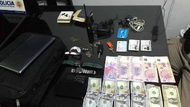 AUDIO: Cae banda de roba cajeros integrada por un policía