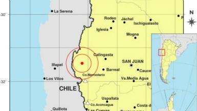 AUDIO: Fuerte sismo en San Juan