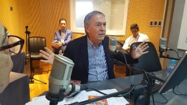AUDIO: Schiaretti pidió por una Argentina que supere la grieta