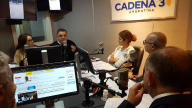 AUDIO: Negri y Juez debatieron en Juntos de cara a las elecciones