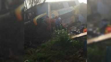 AUDIO: Imputaron al chofer del camión por lesiones graves