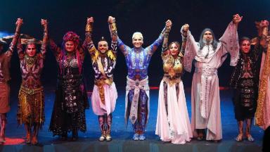 AUDIO: Carlos Paz extiende la temporada de teatro en Semana Santa