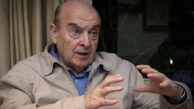 AUDIO: Internaron en el Cardiológico al ex ministro Domingo Cavallo