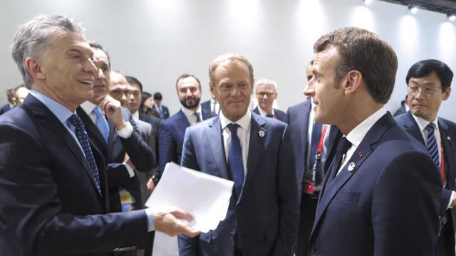 FOTO: Se firmó el acuerdo de libre comercio entre Mercosur y UE
