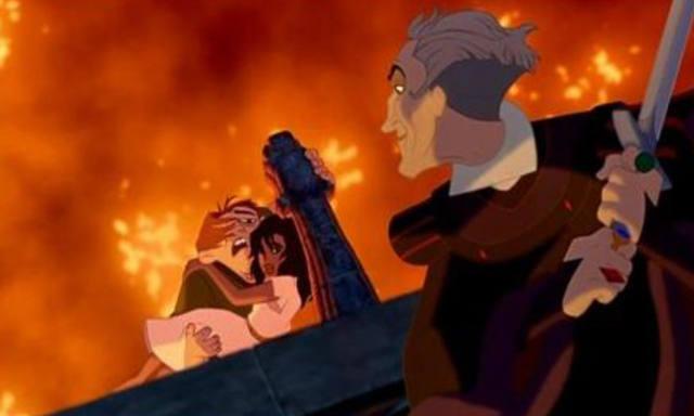 FOTO: ¿Disney predijo el incendio en la catedral de Notre Dame?