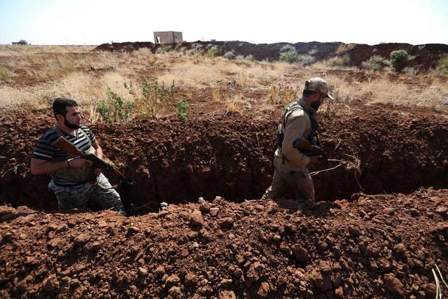 FOTO: Idlib, fin de la guerra de Siria o desastre humanitario