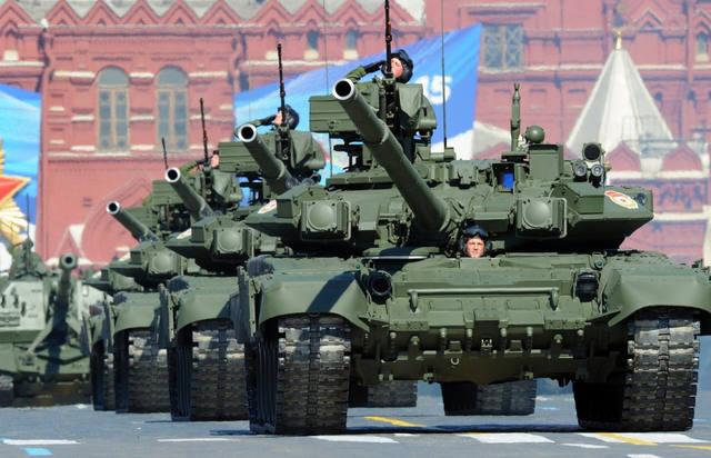 FOTO: Se intensifican los ejercicios militares entre las potencias