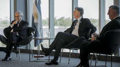 AUDIO: Polémicas declaraciones de Sebastián Piñera sobre Venezuela