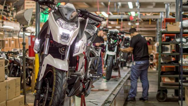 FOTO: Tras la financiación para autos, se suman las motos.