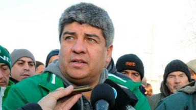 AUDIO: Pablo Moyano lamentó la muerte de De La Rúa