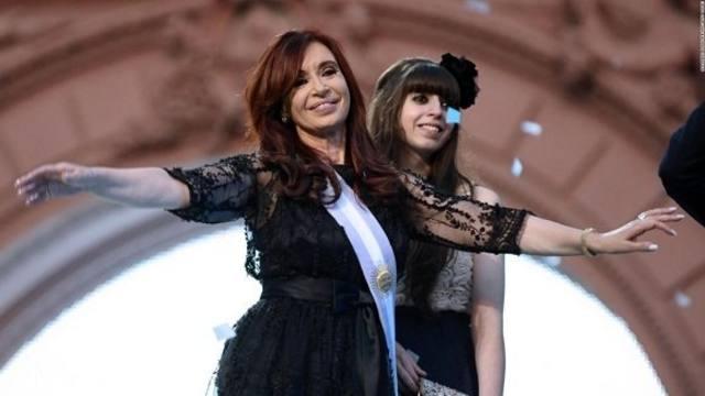 FOTO: CFK festejó el cumpleaños de Florencia Kirchner en Cuba