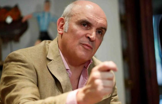 FOTO: Espert acusó al Gobierno de intentar proscribir a su partido