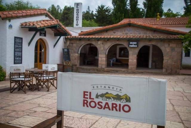 FOTO: Estancia El Rosario