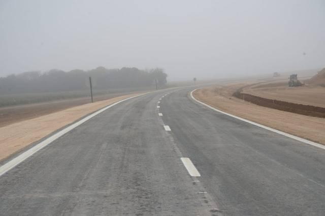 FOTO: Habilitaron el tramo de la autovía Río Primero-Córdoba
