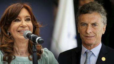 AUDIO: Los movimientos de CFK y Macri