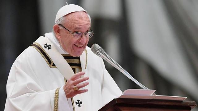 FOTO: Papa Francisco
