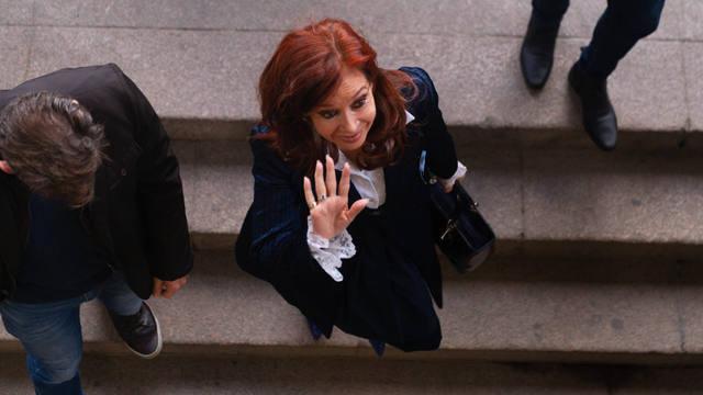 FOTO: Cristina pidió autorización para volver a viajar a Cuba