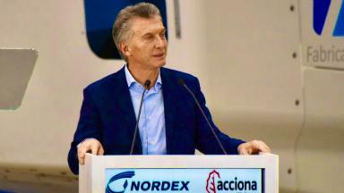 AUDIO: Macri fue a Fadea e instó a