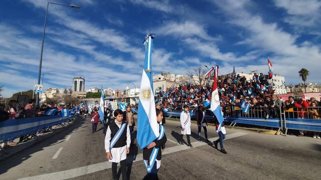 FOTO: Las mejores fotos del desfile cívico-militar en Córdoba