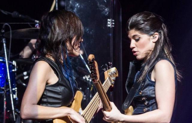 FOTO: Media sanción al cupo femenino en los festivales de música