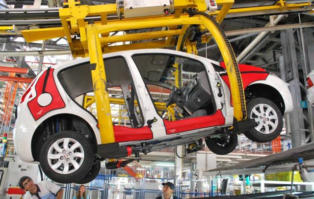 FOTO: Producción automotriz
