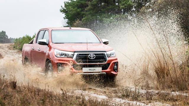 FOTO: Los 10 vehículos 0 Km más vendidos en abril