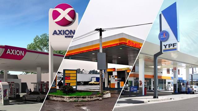 FOTO: Shell se suma a las subas de combustibles como Axion e YPF