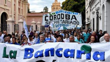 AUDIO: La Bancaria también marchará hacia la CGT