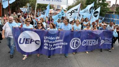 AUDIO: Por el paro, no habrá clases en la ciudad de Córdoba