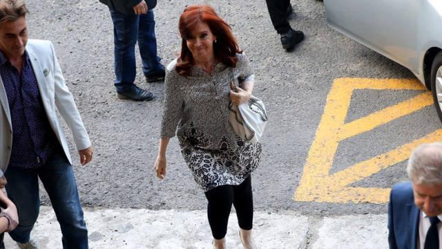 FOTO: Bonadio procesó a CFK por trasladar diarios en aviones